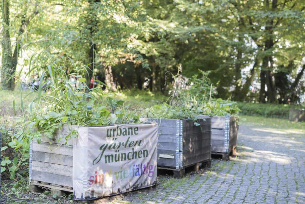 Urban Garden in München von Green City e.V.