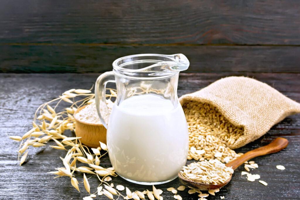 Rezept: Hafermilch super einfach selber machen