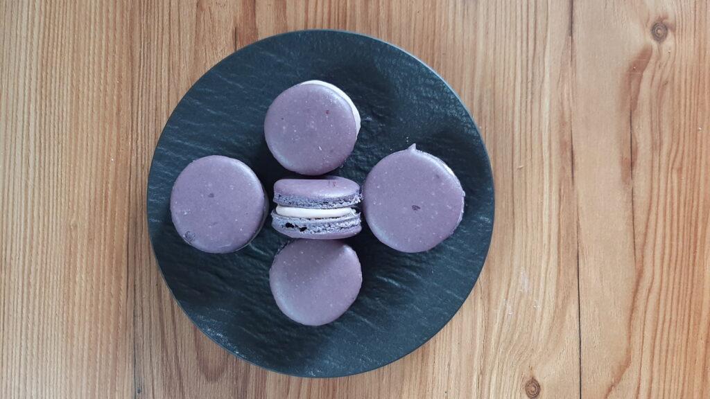 Rezept: Macarons – kleine Kekse, viel Buhei