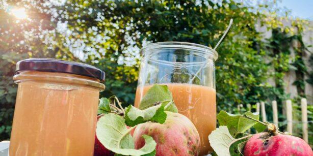 Rezept: Apfelmark – aus frischen Äpfeln kinderleicht selbstgemacht